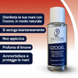 OZOGEL - Igienizzante all'Ozono 10ml