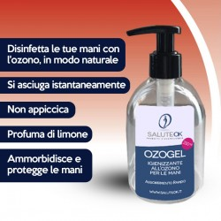 OZOGEL - Igienizzante all'Ozono 250ml